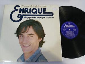 ENRIQUE-Y-ANA-MUY-PRONTO-HAY-QUE-TRIUNFAR-1977-HISPAVOX-LP-VINILO-12-034-VG-VG