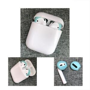 cheap for discount 90ee9 174a0 Details about Fit In The Case Airpods Earpods Covers Anti-Slip Silicone  Soft Sport Accessories