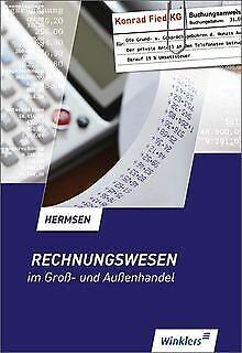 Rechnungswesen im Gross- und Aussenhandel: Rechnu... | Buch | Zustand akzeptabel