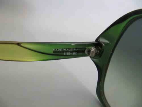 anni da Sennenbrille vintage '70 Optyl Occhiali di Viennaline sole SpMVqUz