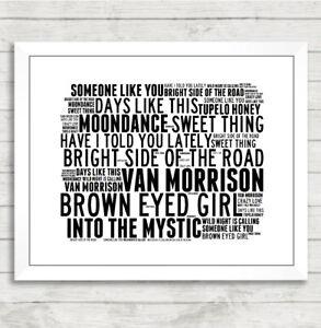 brown eyed girl song