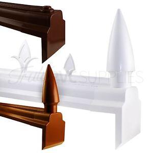 Gable End Ridge Kit For Conservatory Roof Apex Cap Ultraframe Design Ebay