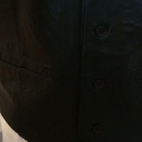 Men/'s Black Lamb Nappa Western Vest by Sidran//Cripple Creek