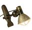 Arbeits-Leuchte-Kroes-Klemm-Lampe-Vintage-Industrial-Bauhaus-Design-20er-30er Indexbild 1