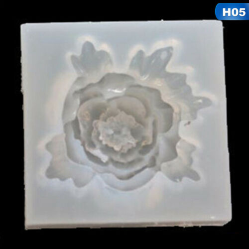 DIY Craft Resin Casting Molds Kit Silicone Mold Making Jewelry Pendant Mould gwd
