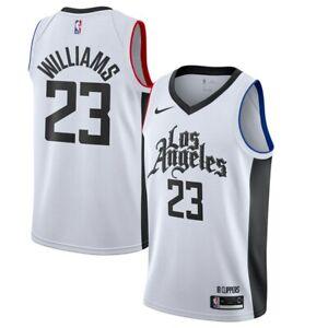 New 2020 Nike Los Angeles Clippers Lou Williams 23 City Edition Swingman Jersey Ebay
