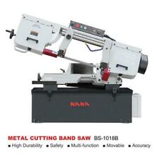 Kaka Industrial Bs 1018b 10 Metal Cutting Band Saw Machine 220v 60hz 1ph