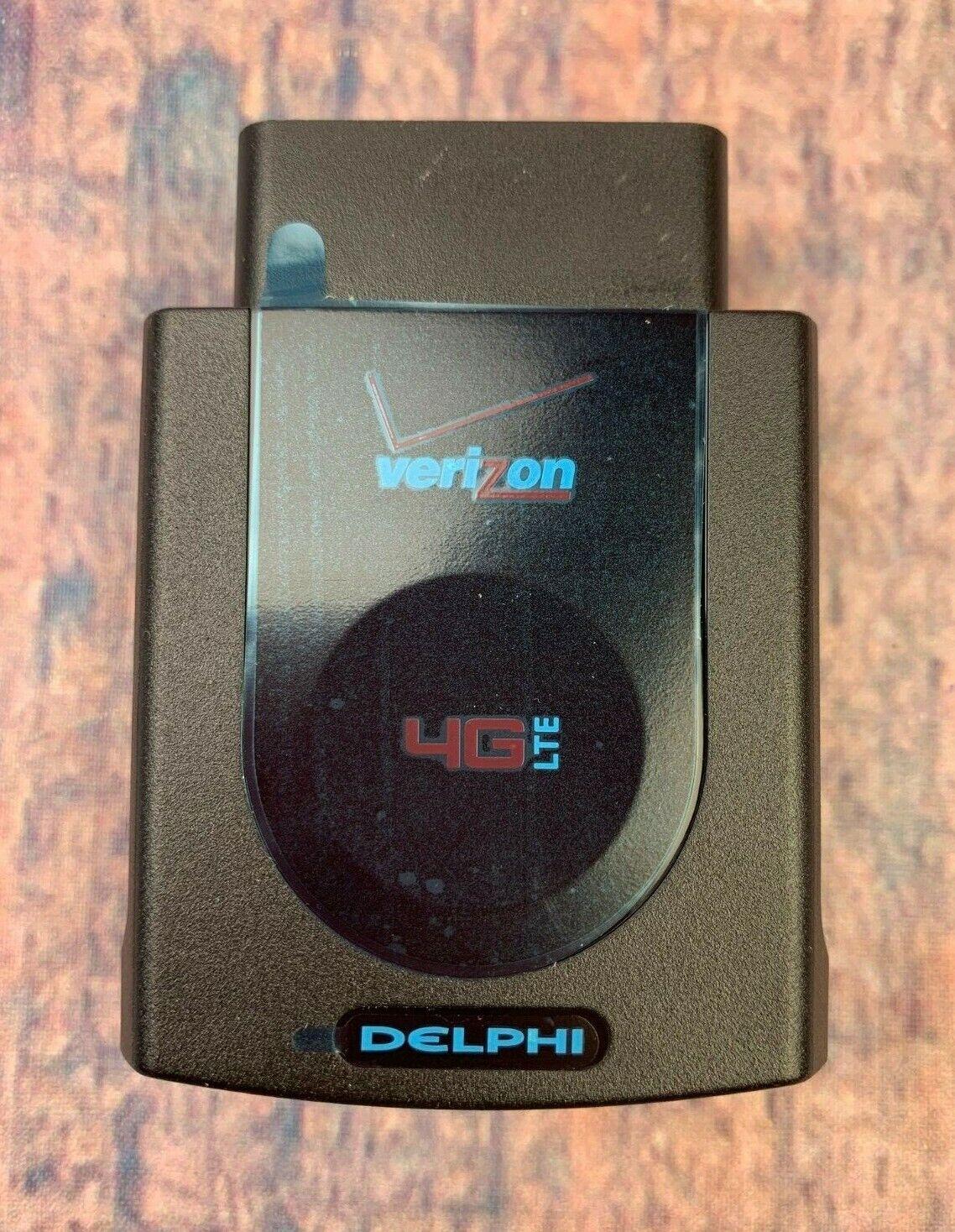 Delphi Connect ACT233 Verizon GPS Mobile Hotspot