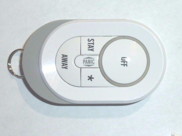 New Life Shield Home Security Alarm Keychain Remote Skf2r0 27 Skf2 Intertek For Sale Online