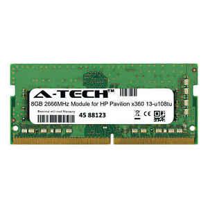 A-Tech-8-Go-2666-MHz-DDR4-Ram-Pour-HP-Pavilion-x360-13-u108tu-Ordinateur-Portable-Mise-a-niveau-de