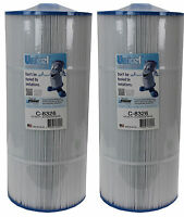 2) Unicel C-8326 Pool Replacement Cartridge Filter 125 Sq Ft Sundance Spas on Sale
