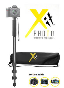 Xit 72 Pro Heavy Duty Monopod For Sony Nikon Canon Camera
