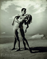 1950 NEW YORK CITY BALLET Magallanes & LeClercq BEACH LOVE By GEORGE PLATT LYNES