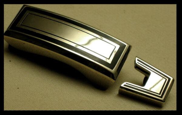 1a Adorno En La Cintura Elegante Premium Nuevo Para 3cm Ancho Cinturón M. Punta De Plata Top-ver Tan Efectivamente Como Lo Hace Un Hada
