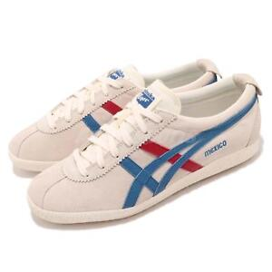 new concept 66c7c 896f8 Details about Asics Onitsuka Tiger Mexico Delegation Grey Blue Mens Shoes  Trainers D639L-0142