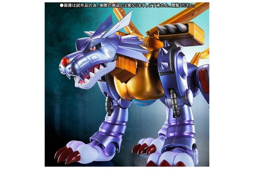 S.H.Figuarts Metal Garuru Mon Digimon Adventures Original Designer's Edition New