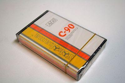 Vintage Yokohama C90 ADS collectable blank cassette tape factory sealed