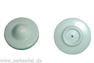 1000-RF-Etiquetas-duras-R40-blanco-8-2MHz-Proteccion-de-carga-Superlock