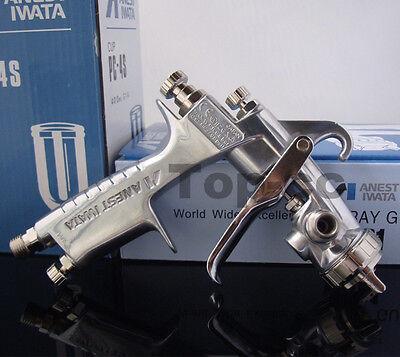 New Pro ANEST IWATA SPRAY GUN W-101 Gravity Feed Paint Spray Gun 1.3mm H4