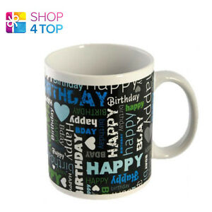 HAPPY-BIRTHDAY-BLUE-CERAMIC-COFFEE-TEA-MUG-CUP-WITH-GREETINGS-NOVELTY-NEW