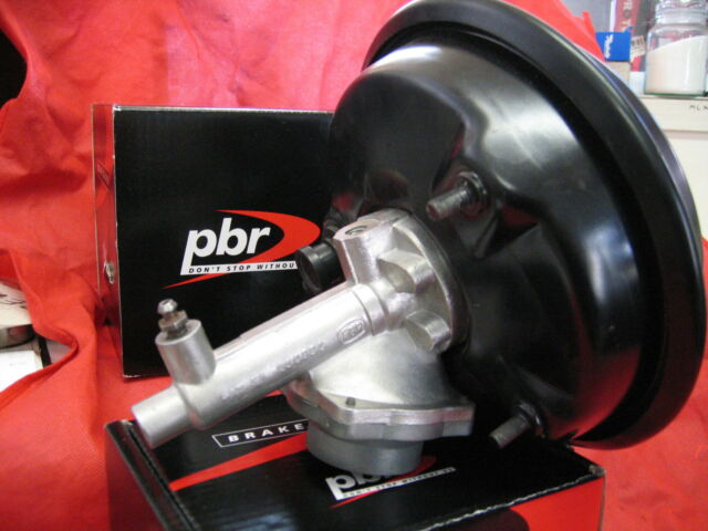 """VH40 HIGH PRESSURE GENUINE PBR FULLY RECONDITIONED 9"""" DISC BRAKE REMOTE BOOSTER"""