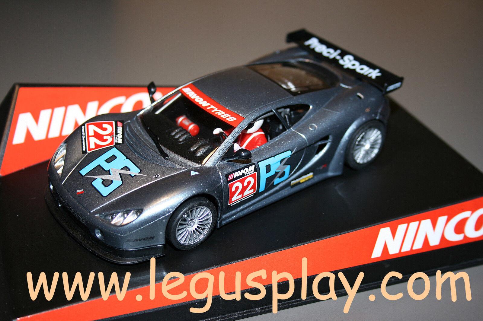 SCX Scalextric Slot Ninco 50487 50487 50487 Ascari KZ1 - PS - Jones ca7ab0