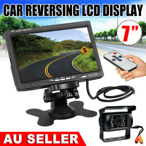 7-034-TFT-LCD-Monitor-Waterproof-Car-Rear-View-Kit-18-IR-LED-Reversing-CCD-Camera