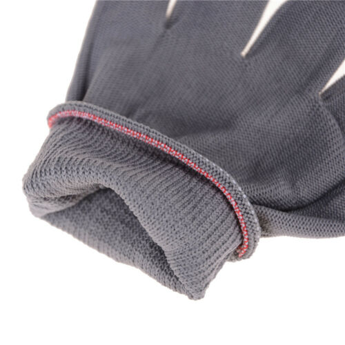 2Pairs Anti-static Antiskid Gloves Computer Phone Repair Working Garden Tool/>v