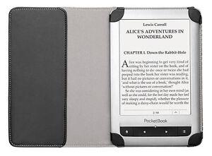Schutzhuelle-Cover-Dots-Black-alle-6-Zoll-PocketBook-e-Reader-Blitzversand