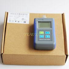 Fiber Optic Test Tool Digital Handheld Optical Power Meter 5026dbm Fc Adaptor