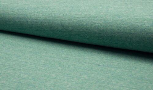 grün-meliert Qualitiy Textiles weiche Abseite Sweat Shirt Jogging-Stretch