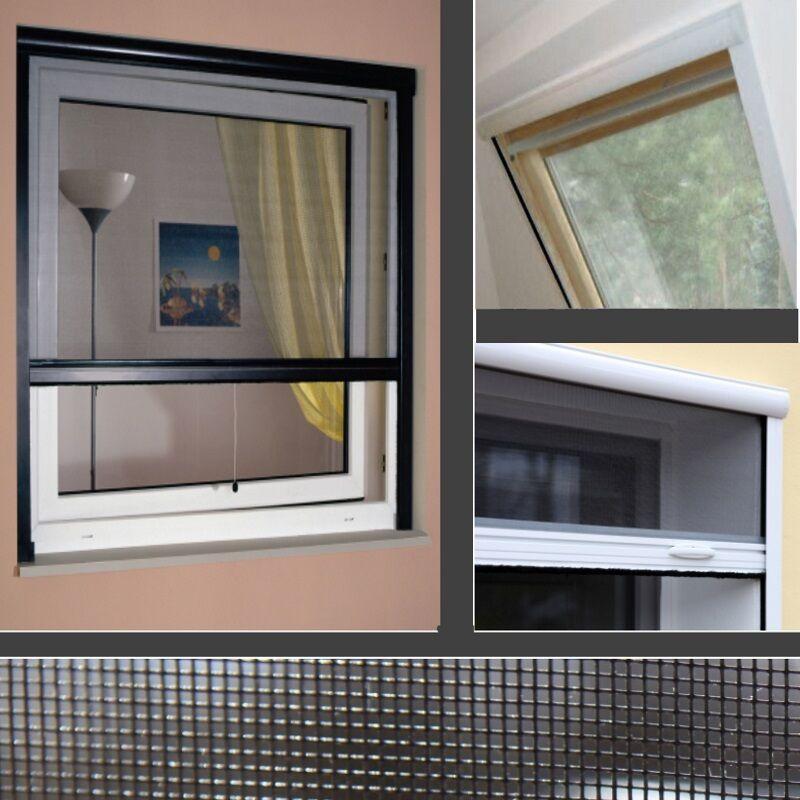 SOLARMATIC® Insektenschutzrollo für Dachfenster_ALLE Fensterhersteller_AUF M ASS | | | Eine Große Vielfalt An Modelle 2019 Neue  05d857