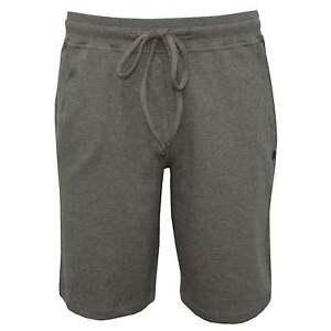Hanro grigio uomo Jersey salotto Pantaloncini Cuffed di Luis melange da da wCfaxnxzqH
