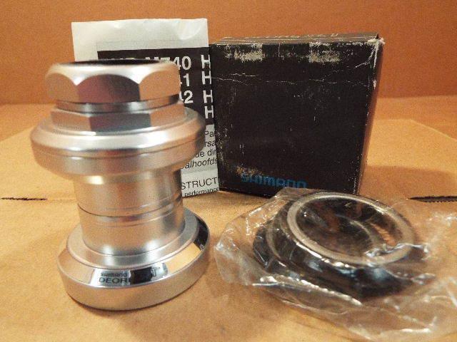 Nuevo-viejo-stock Shimano Deore XT Cartucho Auriculares (HP-M740)... 1  ISO roscado