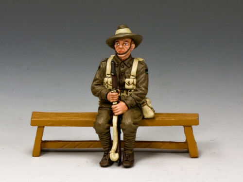 New South Wales by King and Country GA009-NSW Sitting Anzac Single