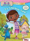 Disney Junior Doc McStuffins: It's Checkup Time! Poster-A-Page by Disney (Paperback / softback, 2015)