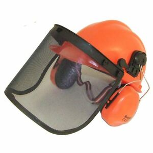 Chainsaw-Safety-Helmet-Hat-With-Large-Metal-Mesh-Visor-For-Extra-Protection