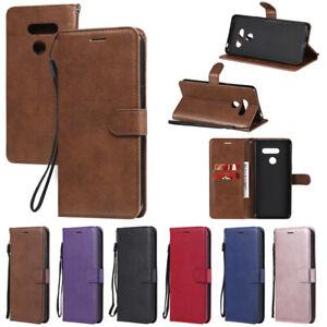 Slim-Wallet-Leather-Flip-Case-Cover-For-LG-K51-K41S-K51S-K40-K50-K61-G8X-Stylo-6