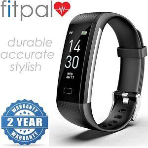 Genuine Fitpal Fitness Activity Tracker Heart Rate Sport Fit Bit Smart Watch