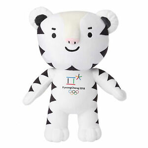 Image result for pyeongchang mascot