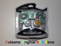 (clear) Controller For Nintendo Wii Or Gamecube With A Guarantee
