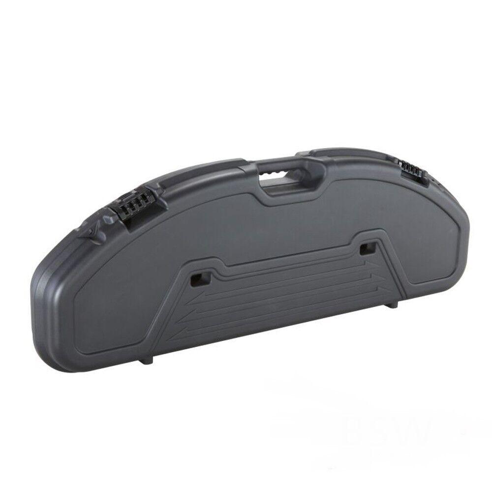 Bogenkoffer Koffer für Compoundbogen PLANO Protector Ultra Compact schwarz