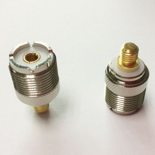 10Pcs  M Female connector for Motorola Antenna Adaptor GP338 GP328 PTX760