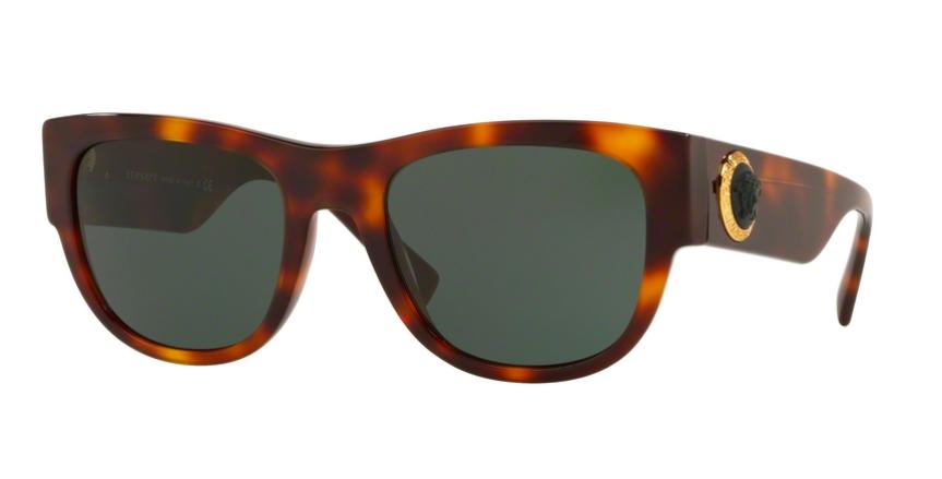 Brandneu Versace VE4359 Ve 4359 Sonnenbrille. Havanna   Modern Und Elegant In Der Mode    Modern Und Elegant    Neueste Technologie