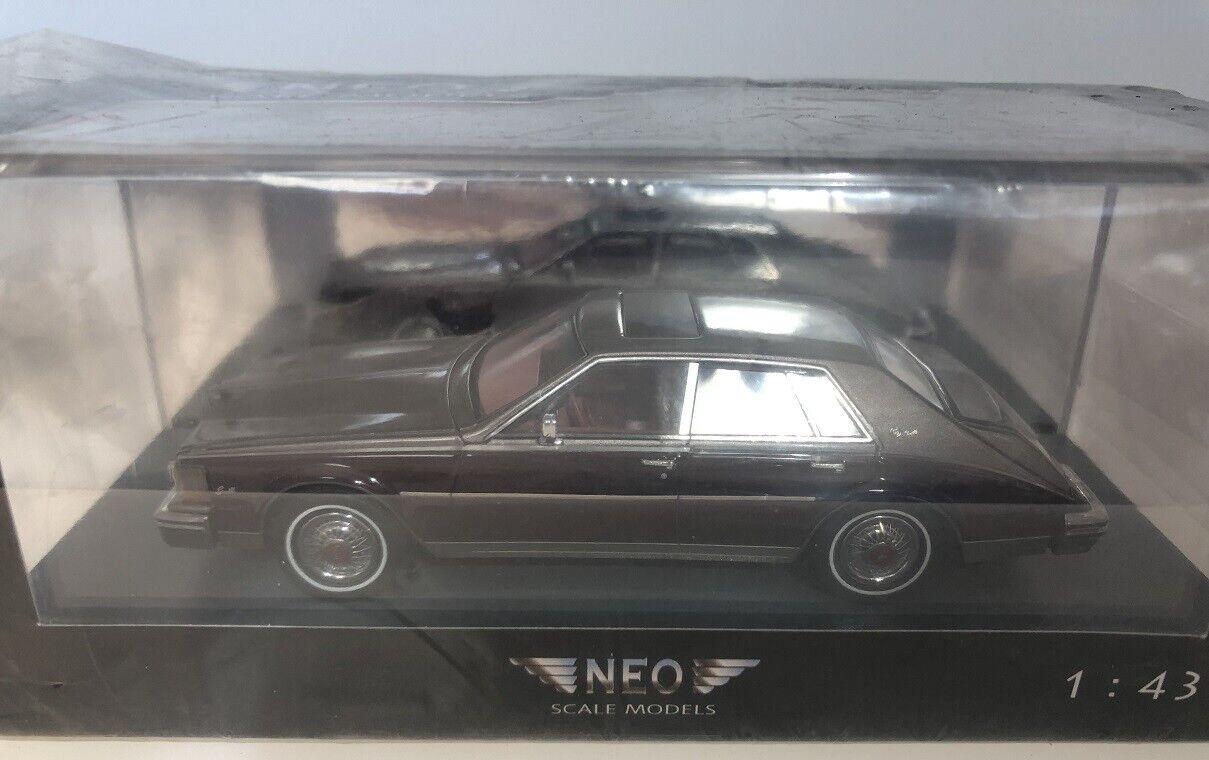 1 43 Neo CADILLAC Seville Mk.2 1981