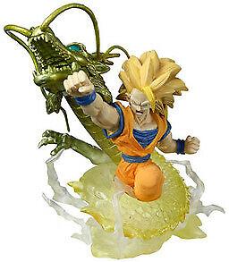 Bandai Dragon ball Z Imagination Gashapon Figure Part 9 Gokou Goku King Kai