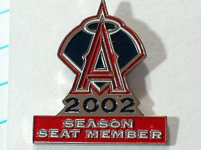 Bb Ang Zielsetzung California Aneheim Angels 2002 Saison Sitz Member Reversnadel Den Menschen In Ihrem TäGlichen Leben Mehr Komfort Bringen