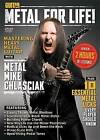 Metal for Life!: Mastering Heavy Metal Guitar by Metal Mike Chlasciak (DVD Audio, 2013)