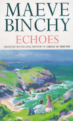 1 of 1 - Echoes by Maeve Binchy Small Paperback 20% Bulk Book Discount