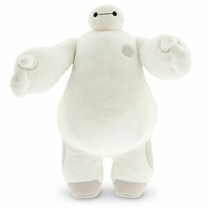 Disney Big Hero 6 White Baymax Plush Doll 12Inch